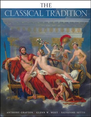 The Classical Tradition  -     By: Anthony Grafton