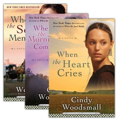 Sister of the Quilt Series, Volumes 1-3   -     By: Cindy Woodsmall