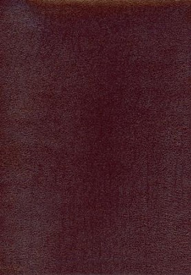 KJV Thompson Chain-Reference Bible, Burgundy  Bonded Leather  -