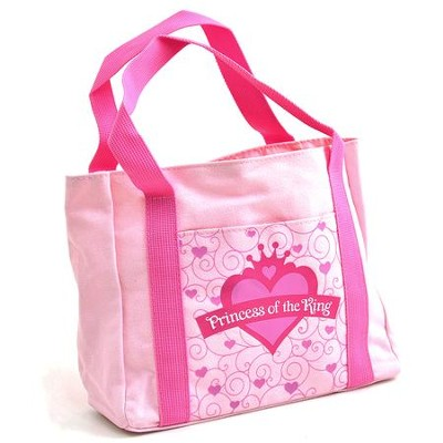 My First Church Bag Princess Medium  -     By: Zondervan