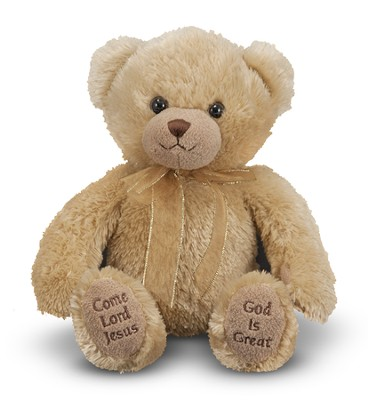 Mealtime Prayer Bear  -