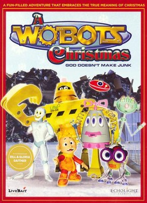 A Wobots Christmas, DVD   -