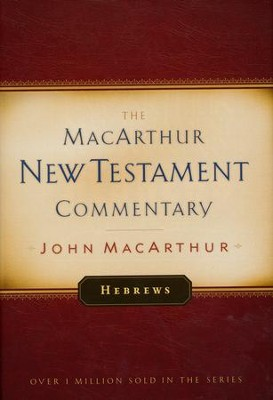 Hebrews --Damaged  -     By: John MacArthur
