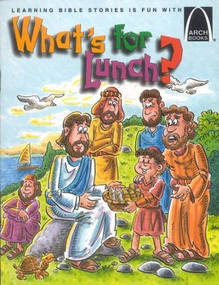 What's for Lunch? Arch Book Series  -