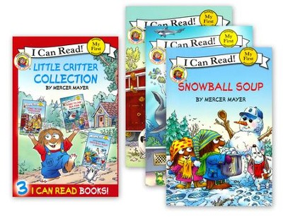 Mercer Mayer's Little Critter: I Can Read Collection  -     By: Mercer Mayer     Illustrated By: Mercer Mayer