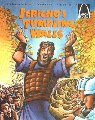 Jericho's Tumbling Walls, Arch Book Series   -
