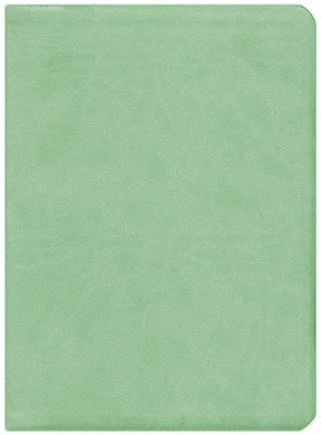 NIV Thompson Chain-Reference Bible, Sage Green Kirvella Imitation Leather, Thumb-Indexed 1984  -