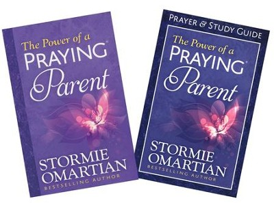 The Power of a Praying Parent Book and Prayer & Study  Guide  -     By: Stormie Omartian