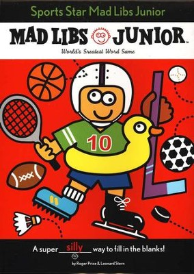 Mad Libs Junior: Sports Star   -     By: Roger Price, Leonard Stern