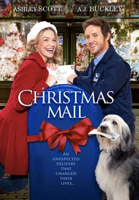 Christmas Mail, DVD   -