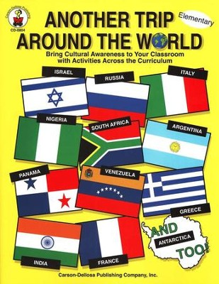 Another Trip Around the World K-3  -     By: Leland Graham, Traci Brandon