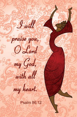 I Will Praise Journal  -