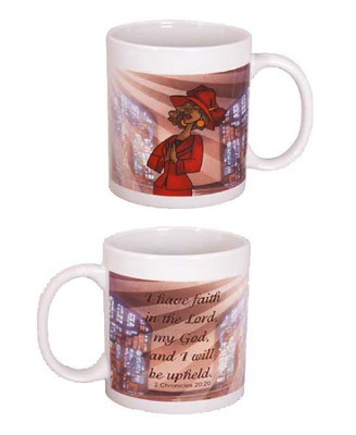 I Have Faith Mug  -