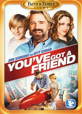 You've Got A Friend, DVD   -