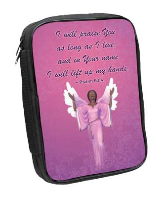 Psalm 63:4 Bible Cover  -