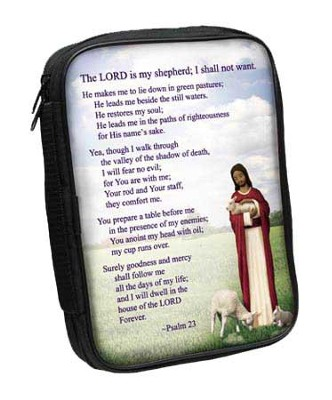 Psalm 23 Bible Cover II  -