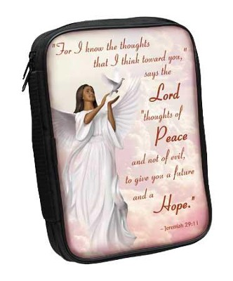 Jeremiah 29:11 Bible Cover  -