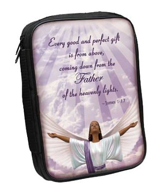 James 1:17 Bible Cover  -