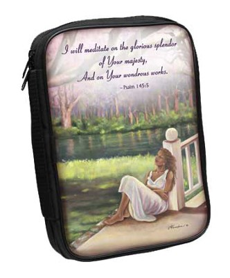 Psalm 145:5 Bible Cover  -