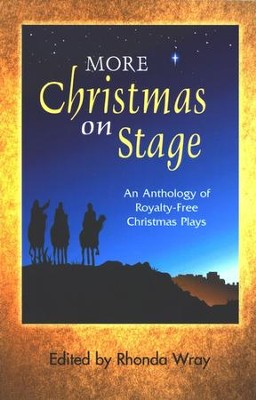 More Christmas on Stage  -     Edited By: Rhonda Wray     By: Rhonda Wray(Ed.)
