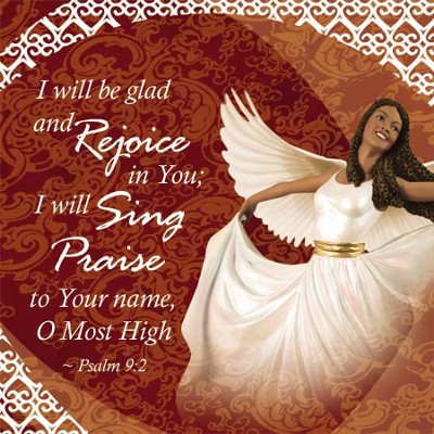 I Will Sing Praise Plaque  -