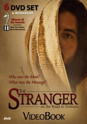 The Stranger on the Road to Emmaus, DVD Curriculum Kit    -     By: John R. Cross