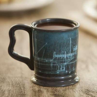 Noble Blueprint Isaiah, 32:8 Mug  -