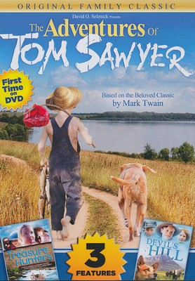 The Adventures of Tom Sawyer, Triple Feature DVD   -