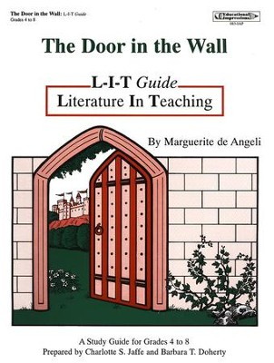 Door In The Wall L-I-T Study Guide   -     By: Charlotte Jaffe, Barbara Doherty     Illustrated By: Karen Sigler