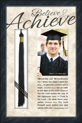 Graduation Photo Frame, Tassel   -