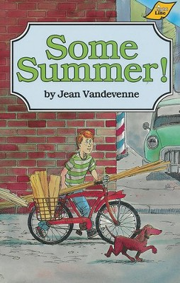 Some Summer!   -     By: Jean Vandevenne