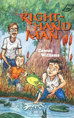 Right-Hand Man   -     By: Connie Williams