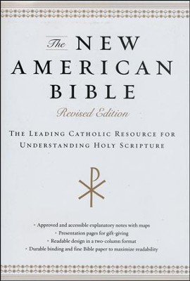 New American Bible, Revised Edition,   -