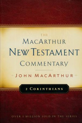 2 Corinthians - MacArthur NT Commentary - Slightly Imperfect   -