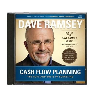 Cash Flow Planning Audio CD   -     By: Dave Ramsey