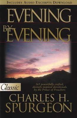 Evening by Evening   -     By: Charles H. Spurgeon