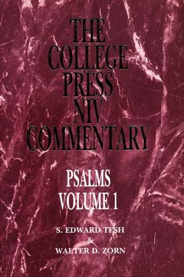 Psalms Volume 1 - The NIV College Press Commentary       WR  -     By: Raymond O. Zorn
