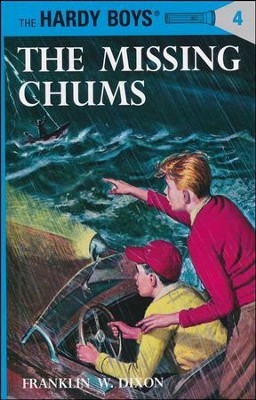 MISSING CHUMS VOL 4  -     By: Franklin W. Dixon