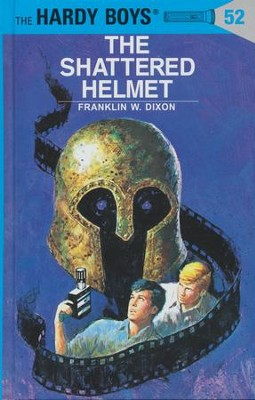 The Hardy Boys' Mysteries #52: The Shattered Helmet   -     By: Franklin W. Dixon