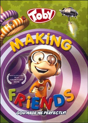 Making Friends: God Made Me Perfectly! DVD   -