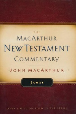 James: The MacArthur New Testament Commentary   -     By: John MacArthur