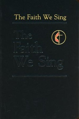 The Faith We Sing: Pew Edition with Cross and Flame  - Slightly Imperfect  -
