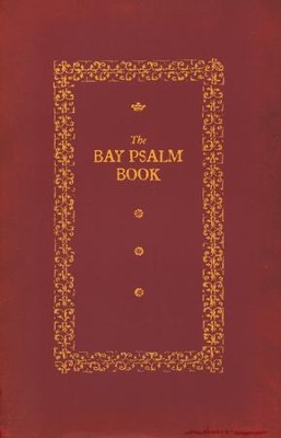 The Bay Psalm Book  -
