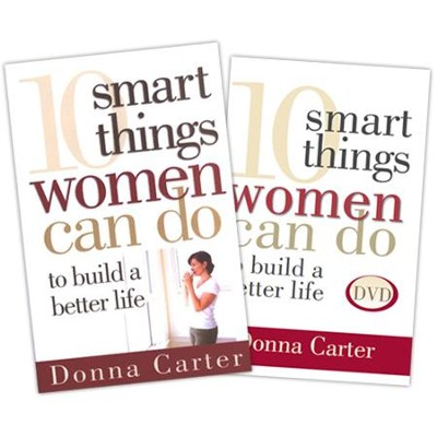 10 Smart Things Women Can Do Kit    -     By: Donna Carter