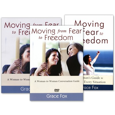 Moving From Fear to Freedom Pack  -