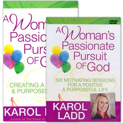 A Woman's Passionate Pursuit of God Pack    -