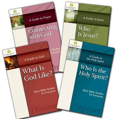 Stonecroft Newly Released Bible Studies, Pack   -     By: Stonecroft Ministries
