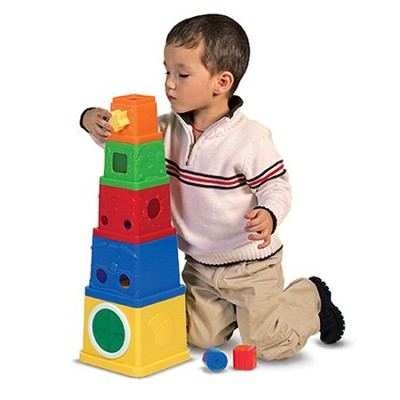 Stacking Blocks Set   -