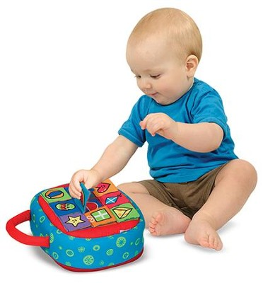 Take Along Shape Sorter  -