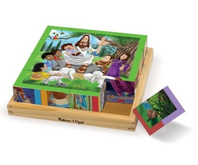 New Testament Cube Puzzle  -
